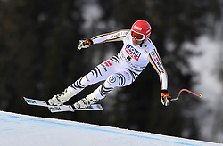 02.03.2019, Olympiabakken, Kvitfjell, NOR, FIS Weltcup Ski Alpin, Abfahrt, Herren, im Bild Josef Ferstl GER // Josef Ferstl GER in action during his run in the men's Downhill of FIS ski alpine world cup. Olympiabakken in Kvitfjell, Norway on 2019/03/02. EXPA Pictures © 2019, PhotoCredit: EXPA/ SM<br /> <br /> *****ATTENTION - OUT of GER*****