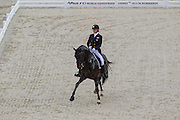 Adrienne Lyle - Wizard<br /> Alltech FEI World Equestrian Games™ 2014 - Normandy, France.<br /> © DigiShots