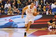 DESCRIZIONE : Milano Eurolega 2011-12 EA7 Amporio Armani Milano Maccabi Electra Tel Aviv<br /> GIOCATORE : Danilo Gallinari<br /> CATEGORIA : contropiede palleggio<br /> SQUADRA : EA7 Amporio Armani Milano<br /> EVENTO : Eurolega 2011-2012<br /> GARA : EA7 Amporio Armani Milano Maccabi Electra Tel Aviv<br /> DATA : 20/10/2011<br /> SPORT : Pallacanestro <br /> AUTORE : Agenzia Ciamillo-Castoria/GiulioCiamillo<br /> Galleria : Eurolega 2011-2012<br /> Fotonotizia : Milano Eurolega 2011-12 EA7 Amporio Armani Milano Maccabi Electra Tel Aviv<br /> Predefinita :