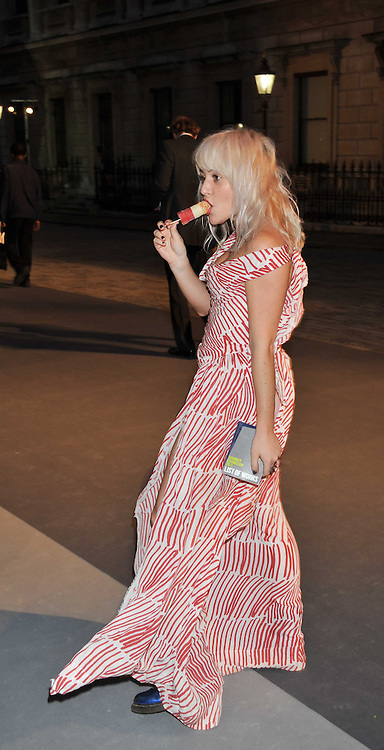 JAIME WINSTONE at the Royal Academy of Arts Summer Exhibition Preview Party at Burlington House, Piccadilly, London on 2nd June 2011.