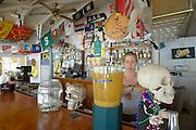 Pirates' bar on Bight Beach.
