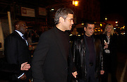 "George Clooney, Harpers and Queen and Twentieth Century Fox host a  charity screening in aid of 'Facing the World"" ( plastic surgery for children in the world's poorest countries)  and supper for Solaris. Electric Cinema, Notting Hill.  © Copyright Photograph by Dafydd Jones 66 Stockwell Park Rd. London SW9 0DA Tel 020 7733 0108 www.dafjones.com"
