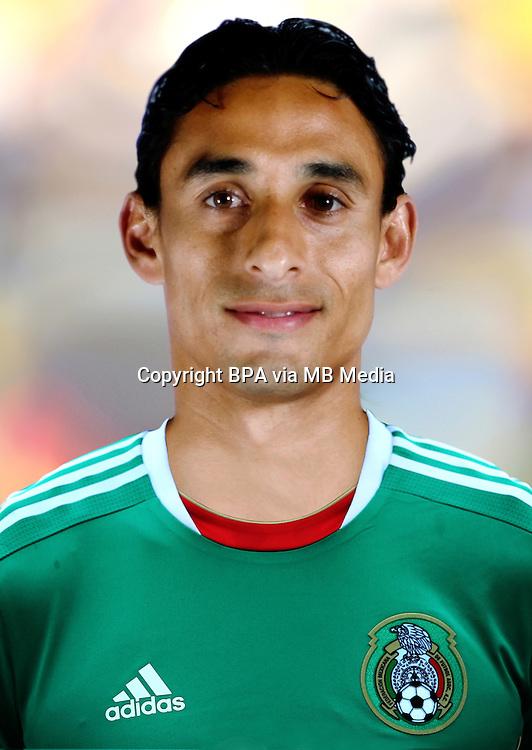Football Fifa Brazil 2014 World Cup / <br /> Mexico National Team - <br /> Fernando Arce of Mexico