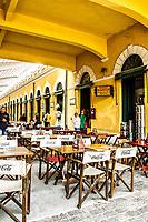 Mercado Público Municipal. Florianópolis, Santa Catarina, Brazil. / Municipal Public Market. Florianopolis, Santa Catarina, Brazil.