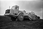 18/06/1963.06/18/1963.18 June 1963 .Euclid T.S.14 machines handed over by Blackwood Hodge at Tynagh, Co. Galway.