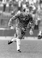 Fotball<br /> England <br /> Foto: Colorsport/Digitalsport<br /> NORWAY ONLY<br /> <br /> Bryan (Pop) Robson - Chelsea. 1982-83.