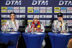 October 16, 2016 - Hockenheim, Germany - Motorsports: DTM race Hockenheim, Saison 2016 - 9. Event Hockenheimring, GER, #8 Christian Vietoris (GER, Mercedes-AMG DTM Team Mücke, Mercedes-AMG C 63 DTM), #48 Edoardo Mortara (ITA, Audi Sport Team Abt Sportsline, Audi RS5 DTM), #3 Paul di Resta (SCO, Mercedes-AMG DTM Team HWA, Mercedes-AMG C 63 DTM) (Credit Image: © Hoch Zwei via ZUMA Wire)