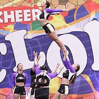 1037_Club de Cheerleading Thunders Barcelona - Purple Ladys