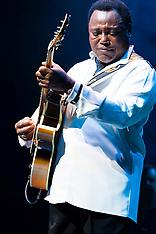 George Benson in Concert, Birmingham