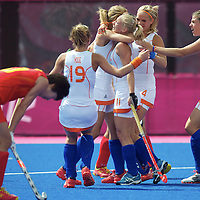 China v Netherlands