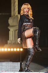 Rihanna concert, Birmingham