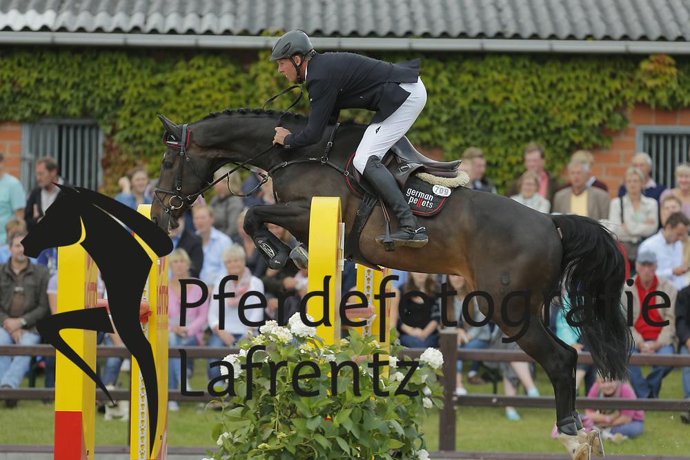 Thieme, Andre, Voigtsdorfs Quonschbob<br /> Ehlersdorf - Ehlersdorfer Turniertage 2014<br /> Grosser Preis<br /> © www.sportfotos-lafrentz.de/ Stefan Lafrentz