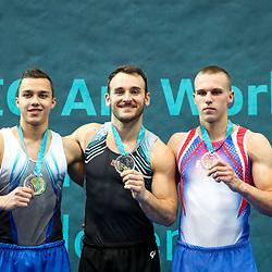 20190601: SLO, Artistic Gymnastics - FIG World Challenge Cup 2019, Day 3