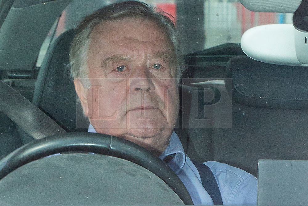 © Licensed to London News Pictures. 03/09/2019. London, UK. MP for Rushcliffe Ken Clarke arrives at The Houses of Parliament. Parliament is returning from the summer recess today with MPs expected to try to stop a no-deal Brexit. Prime Minister Boris Johnson has threatened to hold a snap election if the legislation is passed.  Photo credit: George Cracknell Wright/LNP