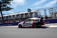 James Golding in the Wilson Security Racing GRM Holden Commodore during Friday practice at The 2018 Vodafone Supercar Gold Coast 600 in Queensland.
