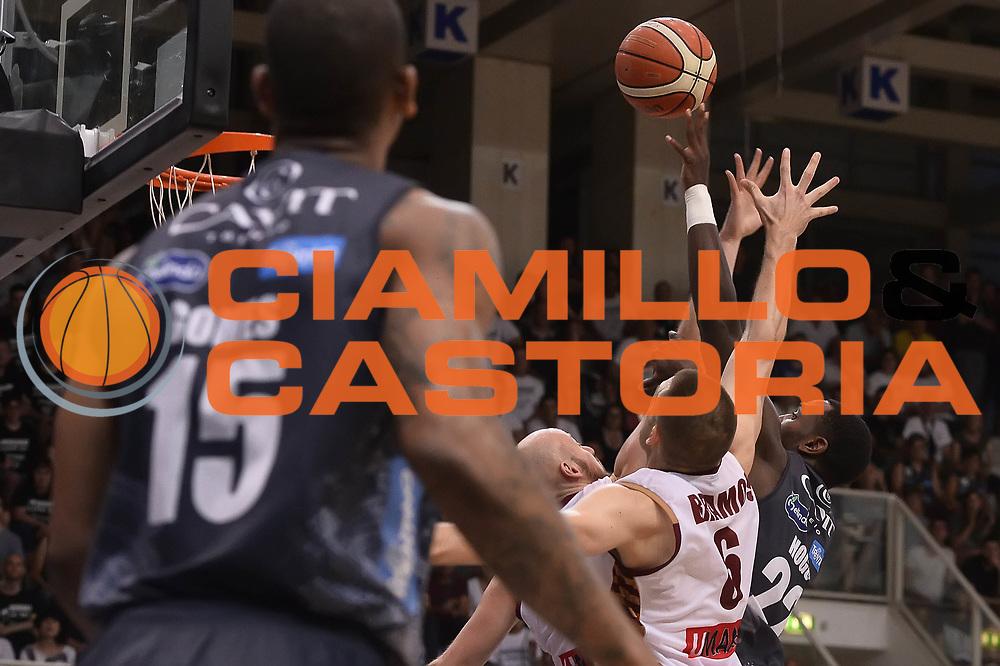 Hogue Dustin<br /> Dolomiti Energia Aquila Basket Trento - Umana Reyer Venezia<br /> Playoff Gara 4<br /> Lega Basket 2016/2017<br /> Trento 16/06/2017<br /> Foto Ciamillo-Castoria