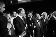 Beatrice Lorenzin, Angelino Alfano, Nunzia De Girolamo, Renato Schifani and Gaetano Quagliarello during meeting Ncd<br /> 7 Dicembre  2013 . Daniele Stefanini /  OneShot