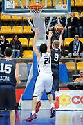 DESCRIZIONE : Bologna LNP DNB Adecco Silver GironeA 2013-14 Fortitudo Bologna Basket Cecina<br /> GIOCATORE : Listwon Sandro Paolo<br /> SQUADRA : Basket Cecina<br /> EVENTO : LNP DNB Adecco Silver GironeA 2013-14<br /> GARA :  Fortitudo Bologna Basket Cecina <br /> DATA : 05/01/2014<br /> CATEGORIA : Tiro Schiacciata Stoppata<br /> SPORT : Pallacanestro<br /> AUTORE : Agenzia Ciamillo-Castoria/A.Giberti<br /> Galleria : LNP DNB Adecco Silver GironeA 2013-14<br /> Fotonotizia : Bologna LNP DNB Adecco Silver GironeA 2013-14 Fortitudo Bologna Basket Cecina<br /> Predefinita :