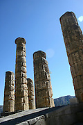 Temple of Apollo Delphi UNESCO World Heritage Site Greece Europe