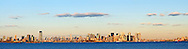 New York City Skyline, New York and New Jersey Skyline