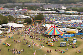Glastonbury Tilt-Shift Feature 2014