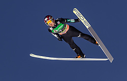 24.03.2019, Planica, Ratece, SLO, FIS Weltcup Ski Sprung, Skiflug, Einzelbewerb, Finale, im Bild Junshiro Kobayashi (JPN) // Junshiro Kobayashi of Japan during the individual competition of the FIS Ski Flying World Cup Final 2019. Planica in Ratece, Slovenia on 2019/03/24. EXPA Pictures © 2019, PhotoCredit: EXPA/ JFK
