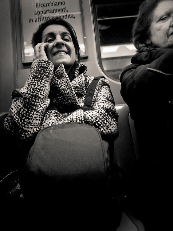 Europe, Italy, Lombardy, Milan, Milano, Street Photography
