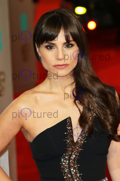 Charlotte Riley, EE British Academy Film Awards (BAFTAs), Royal Opera House Covent Garden, London UK, 08 February 2015, Photo by Richard Goldschmidt