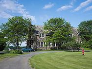 Harmony Farm, Goshen, NY  - stone house