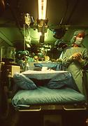 The Orbis Flying Eye Hospital - Cataract operation