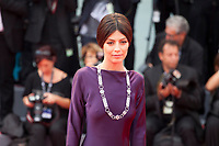 Alessandra Mastronardi at the premiere of the film Suburbicon at the 74th Venice Film Festival, Sala Grande on Saturday 2 September 2017, Venice Lido, Italy.