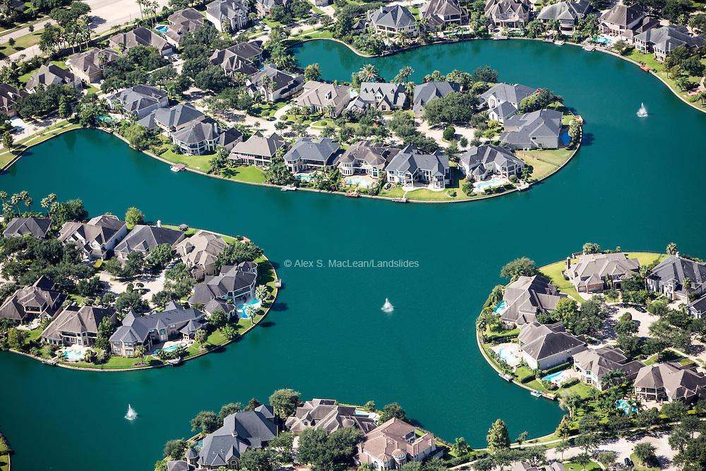 Waters of Avalon housing development