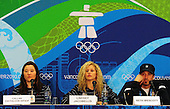 Snowboard Cross Team - Press Conference