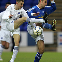 St Johnstone v Queen of the South...10.12.05<br />