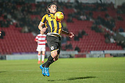 Louis Dodds (Port Vale) during the Sky Bet League 1 match between Doncaster Rovers and Port Vale at the Keepmoat Stadium, Doncaster, England on 26 January 2016. Photo by Mark P Doherty.