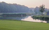 ENSCHEDE - Hole Zuid 4  en Oost 4. Golfbaan Rijk van Sybrook - COPYRIGHT KOEN SUYK