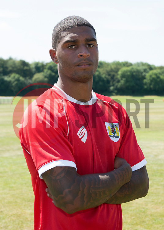 Bristol City's Mark Little - Photo mandatory by-line: Dan Rowley/JMP - Tel: Mobile: 07966 386802 02/07/2014 - SPORT - FOOTBALL - Bristol -  Bristol City Training