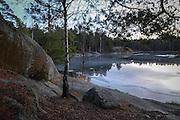 Kallas även Trollsjön