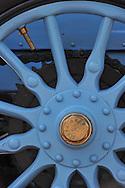22/06/15 - CIRCUIT HISTORIQUE AUVERGNE - PUY DE DOME - FRANCE - Essais de la Richard BRASIER Type Course de 1907 sur le circuit historique de la Gordon Bennett - Photo Jerome CHABANNE