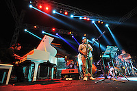 Jazz Market by the Sea 2014, Taman Bhagawan, Bali, Indonesia, 15-17/8/2014