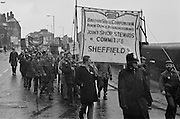 95,000 jobs were lost in the steel industry during the time Ian MacGregor was in charge in the early 80s.