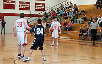 LHS basketball Laconia versus Kennett at Laconia High School February 24, 2011.
