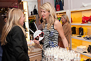 ELISE HAMER, Juicy Couture and Fifi Lapin - masquerade Ball<br /> Juicy Couture, 27 Bruton Street, London,  7 March 2012