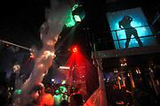 Bermuda Triangle club annual Foam Party, Saturday, July 10, 2010 in San Antonio, TX..Photo/Bahram Mark Sobhani