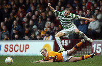 Photo: Paul Thomas.<br /> Motherwell v Glasgow Celtic. Bank of Scotland Scottish Premier League. 30/12/2006.<br /> <br /> of Celtic. of Motherwell.