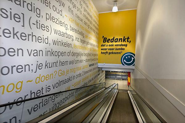 Nederland, Deventer, 20-9-2013Een vestiging van Jumbo supermarktketen.Foto: Flip Franssen/Hollandse Hoogte