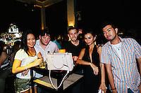 A Trip with Ego at Hu'u Bar, Seminyak, Bali, Indonesia, 13/9/2103.