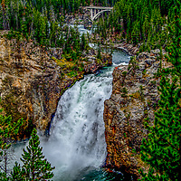 Mountain Creeks, Streams, Rivers and Waterfalls