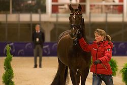 Langehanenberg Helen (GER) - Damon Hill NRW <br /> Reem Acra FEI World Cup Goteborg 2013<br /> © Dirk Caremans