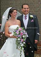 Wedding - Lindsay & Ian  8th July 2006